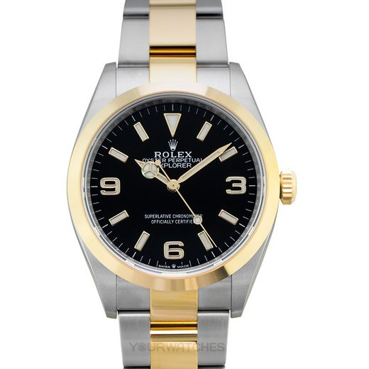 Rolex Explorer 124273-0001