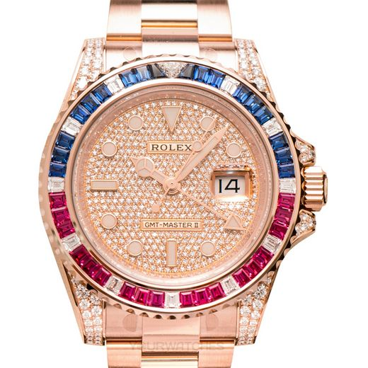 Rolex GMT Master II 126755SARU