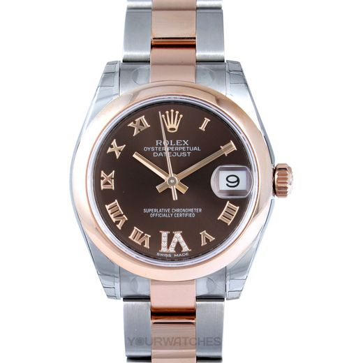 Rolex Lady Datejust 178241 RG DIA