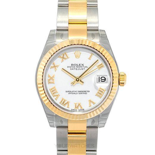 Rolex Lady Datejust 178273 White