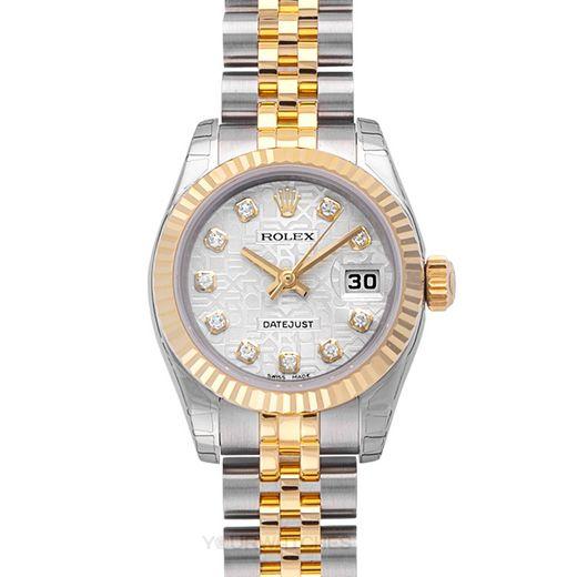 Rolex Lady Datejust 179173/12
