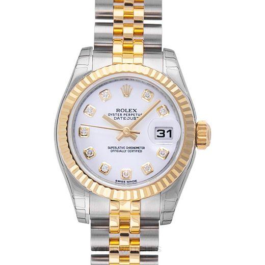 Rolex Lady Datejust 179173/15