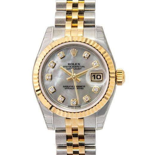 Rolex Lady Datejust 179173/21