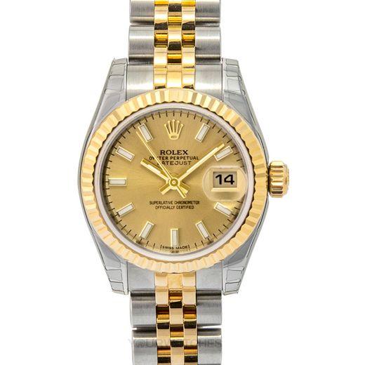 Rolex Lady Datejust 179173/7
