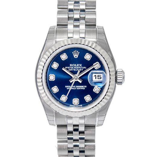 Rolex Lady Datejust 179174-0011G