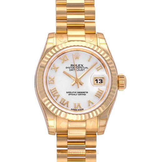 Rolex Lady Datejust 179178-WMOP-R-P