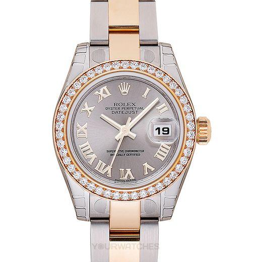 Rolex Lady Datejust 179383-S-R-G-O