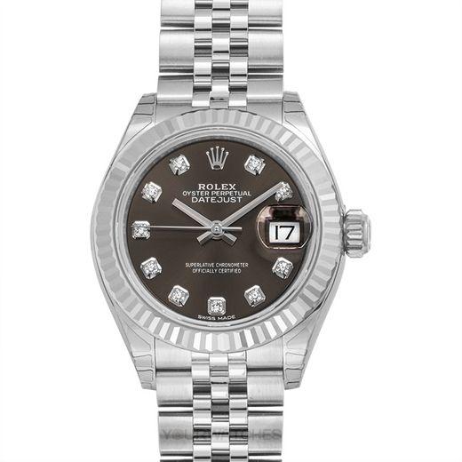 Rolex Lady Datejust 279174-Bk-G-J