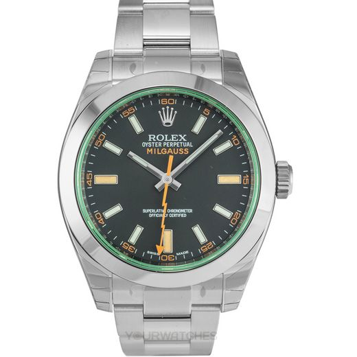 Rolex Milgauss 116400 GV Black
