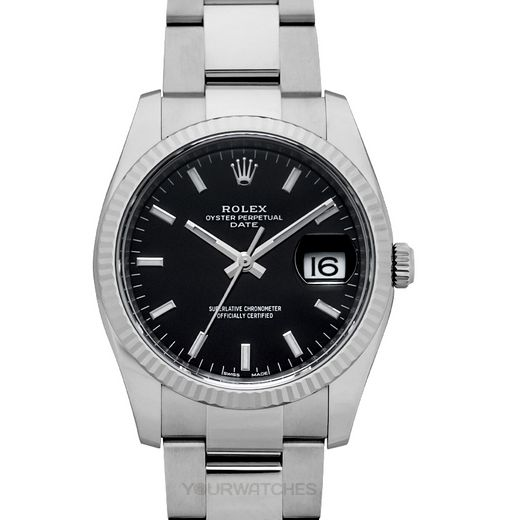 Rolex Oyster Perpetual 115234-0002