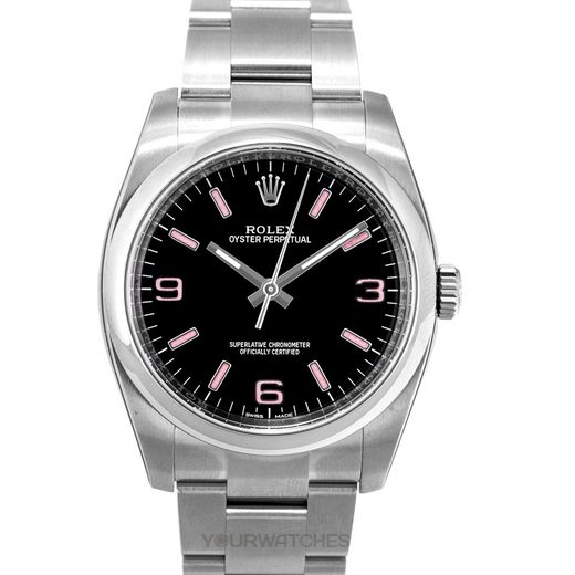 Rolex Oyster Perpetual 116000/10 BK