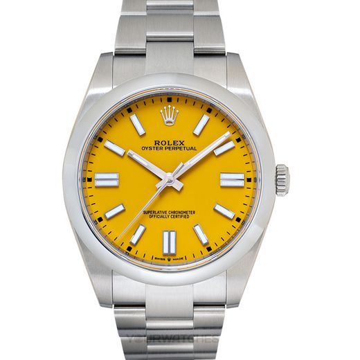 Rolex Oyster Perpetual 124300-0004