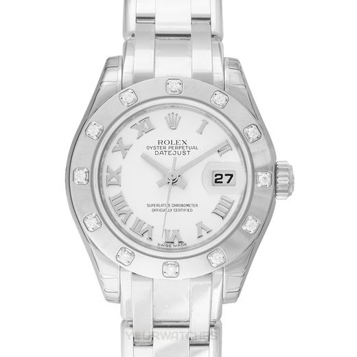 Rolex Pearlmaster 80319/1
