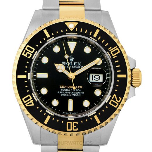 Rolex Sea Dweller 126603-0001