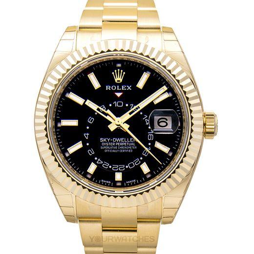 Rolex Sky Dweller 326938-0004